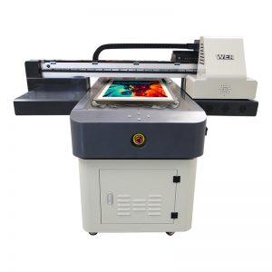 a4平板dtg直接到服裝紡織印花機T卹打印機