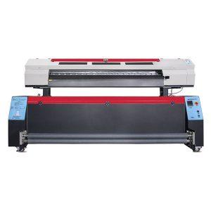 熱銷1.8m wer ep1802t直接打印機織物打印機