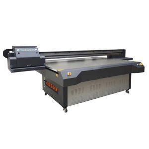 用於玻璃印刷的大幅面高速數字平板中國uv打印機
