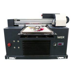 最新設計a3噴墨面料橫幅打印機印刷機