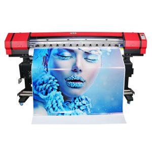 乙烯基/反光膜/帆布/壁紙環保溶劑打印機