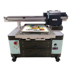 全自動服裝印花機a2尺寸uv t卹印花機