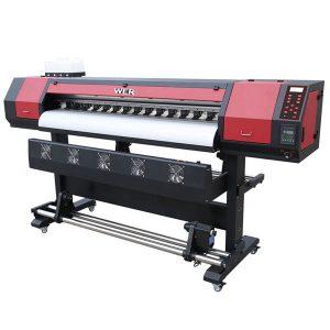 帶有漢森板和dx5頭的1.8米eco打印機
