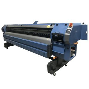 大幅面工業卷對卷konica 512i溶劑打印機