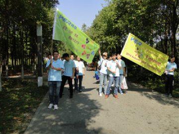 2017年秋季2月在Gucun Park舉辦的活動