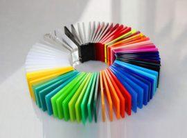 彩色有機玻璃