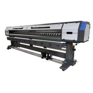 uv數字打印機用於打印橫幅壁紙帆布乙烯基汽車