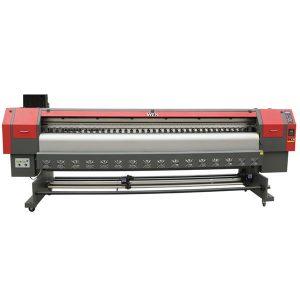 2019年新型dx5 eco溶劑型打印機flex banner乙烯基印刷機
